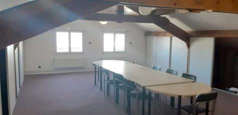Bureaux - A VENDRE - 585 m² non divisibles 1799998 92140 Clamart