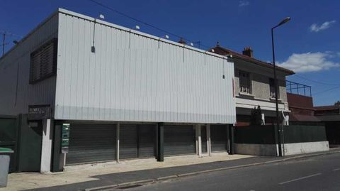 Locaux commerciaux - A LOUER - 358 m² non divisibles 3580 91130 Ris orangis