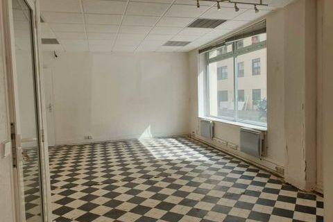 Bureaux et Locaux commerciaux - A VENDRE - 97 m² non divisibles 760000 75014 Paris