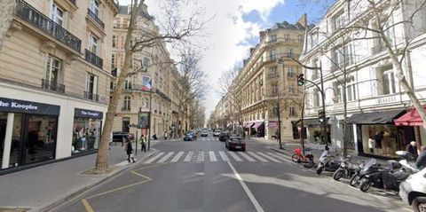 Locaux commerciaux - A LOUER - 84 m² non divisibles 7992 75016 Paris