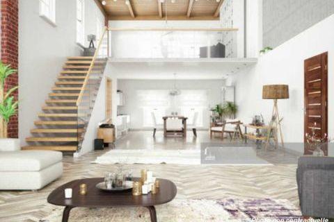 Bureaux - A VENDRE - 302 m² non divisibles 5800001 75004 Paris