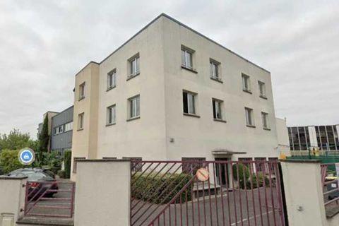Bureaux et Activités - A VENDRE - 1400 m² non divisibles 1600004 95320 Saint leu la foret