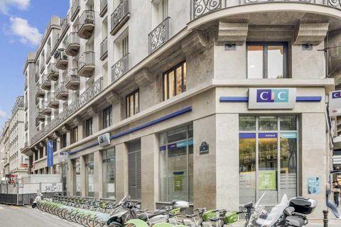 Bureaux - A VENDRE - 83 m² non divisibles 1250000 75009 Paris