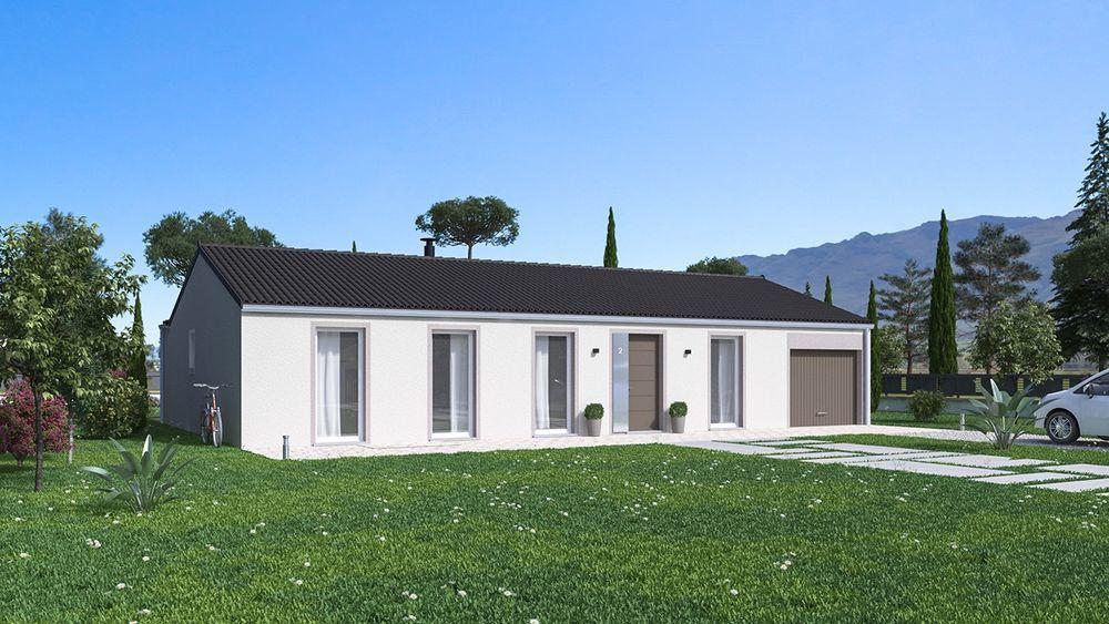 vente Maison - 5 pièce(s) - 113 m² Bords (17430)