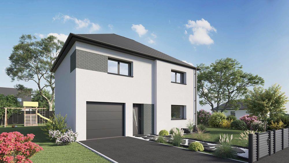 vente Maison - 6 pièce(s) - 116 m² Saint-Aubin-lès-Elbeuf (76410)