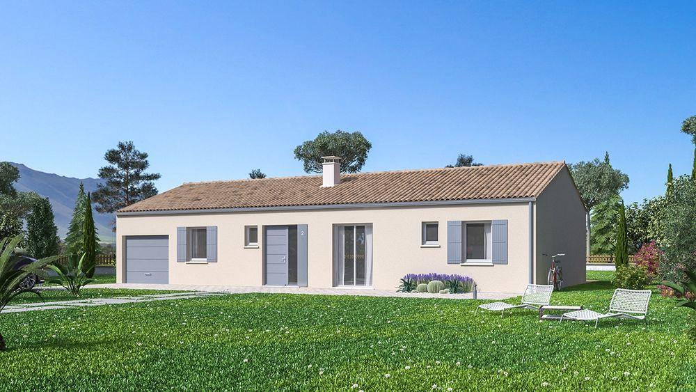vente Maison - 5 pièce(s) - 114 m² Muron (17430)