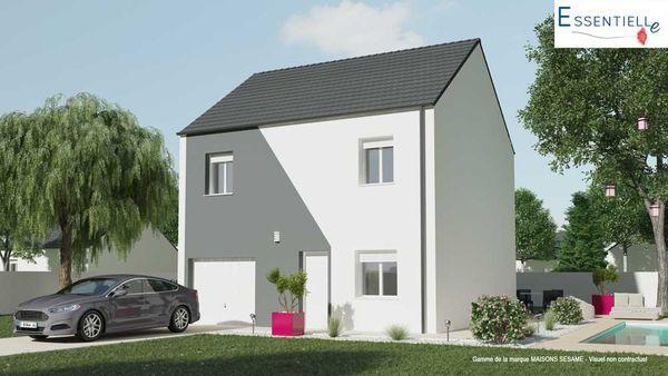 Maison - 5 pièce(s) - 90 m² 204600 Meaux (77100)