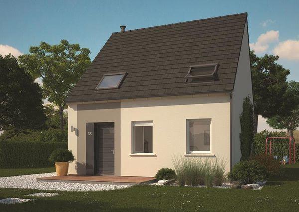 Annonce vente maison cambrai 59400 90 m 143 700 for Geoxia ouest