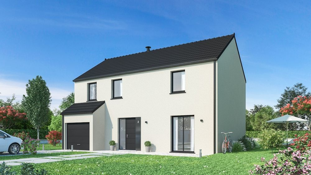 vente Maison - 5 pièce(s) - 132 m² Lihons (80320)