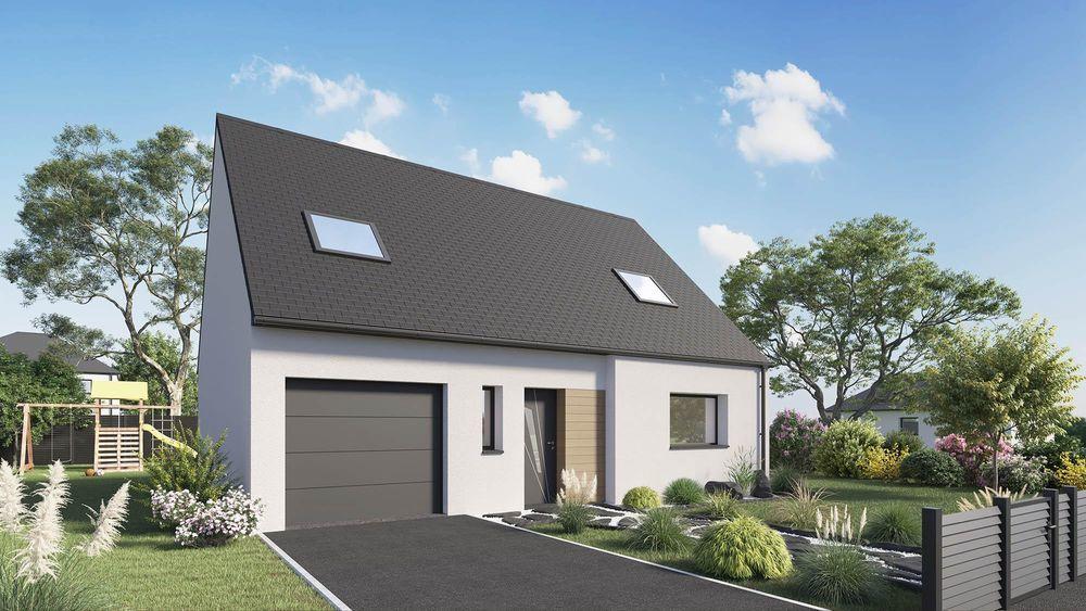 vente Maison - 6 pièce(s) - 113 m² Pont-l'Évêque (14130)