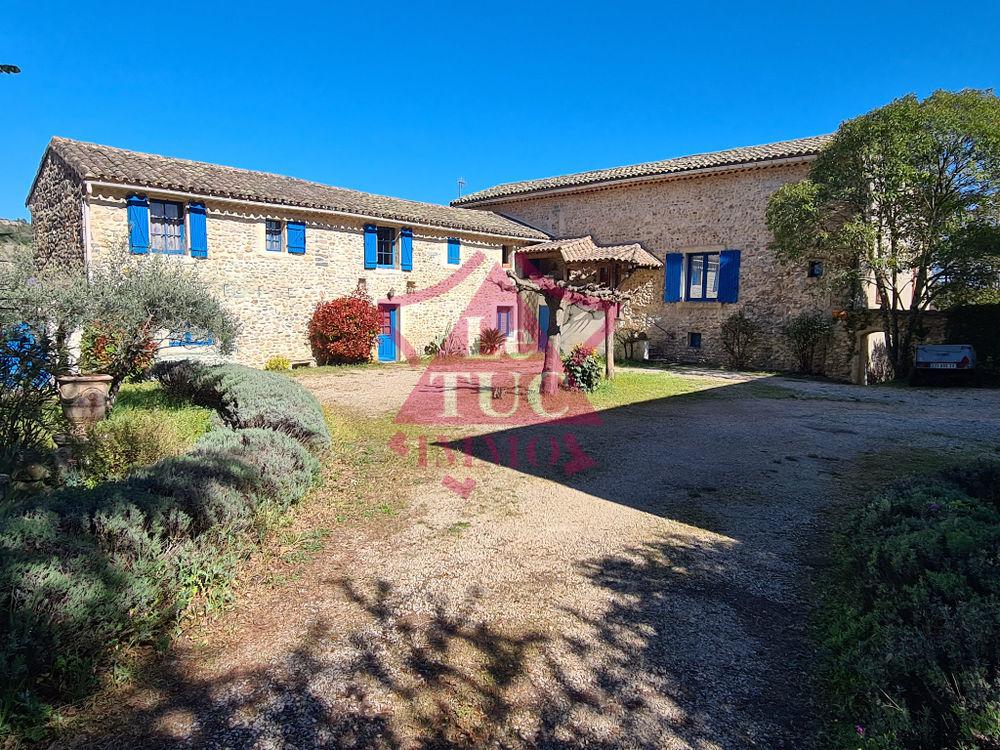 Vente Maison MAS EN PIERRES AVEC GITES St ambroix