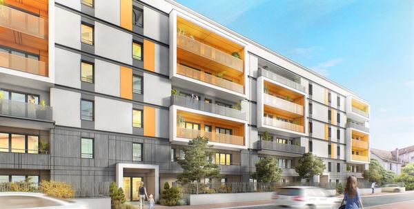 annonce vente appartement annemasse 74100 90 m 357 000 992737145756. Black Bedroom Furniture Sets. Home Design Ideas