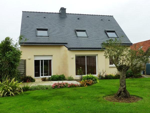 Annonce vente maison plouider 29260 129 m 229 000 for Vente maison recente