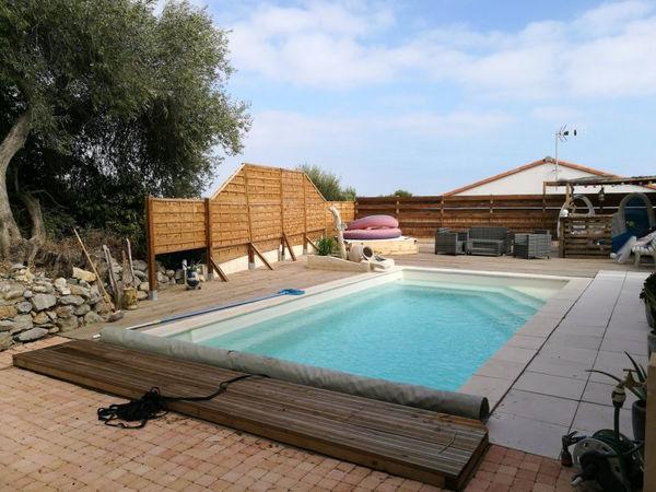 Annonce vente maison la palme 11480 110 m 306 800 for Palme de piscine