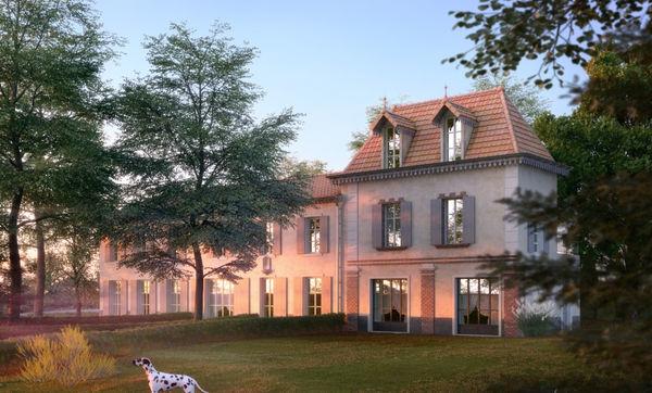 Annonce vente appartement aix en provence 13100 82 m 472 000 992737440744 for Jardin 19eme siecle