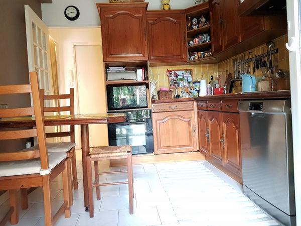 Annonce vente maison aubagne 13400 96 m 304 700 for Surface au sol maison