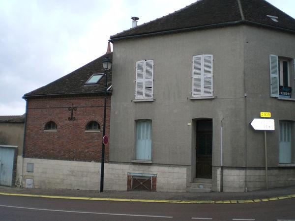Annonce vente maison thorigny sur oreuse 89260 90 m for Vente maison avec atelier