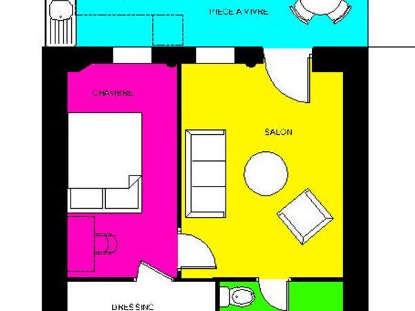 Annonce vente appartement argenteuil 95100 43 m 116 for Salon 81 argenteuil