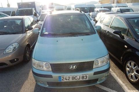 Hyundai Matrix 1.5 CRDi 110cv 2006 occasion Puget-sur-Argens 83480