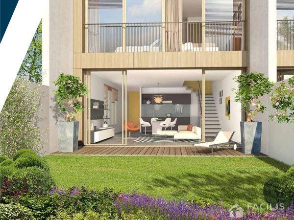 Annonce vente appartement lyon 1 42 m 256 000 for Appartement rez de jardin lyon
