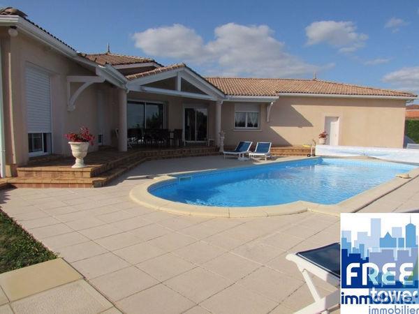 Annonce vente maison madaillan 47360 133 m 328 000 for Belles maisons contemporaines