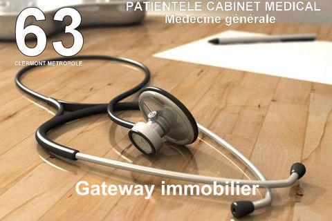 PATIENTELE CABINET MEDICAL CLERMONT-FERRAND METROPOLE 46000 63000 Clermont ferrand