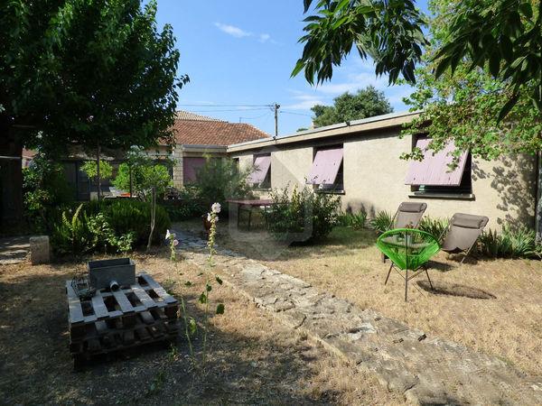 Annonce vente maison n mes 30000 148 m 230 000 992735463851 - Maison jardin menu nimes ...
