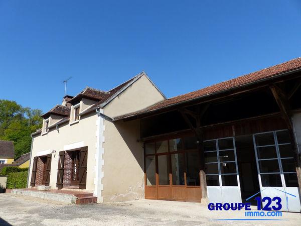 Annonce vente maison appoigny 89380 118 m 264 000 for Maison de l artisan