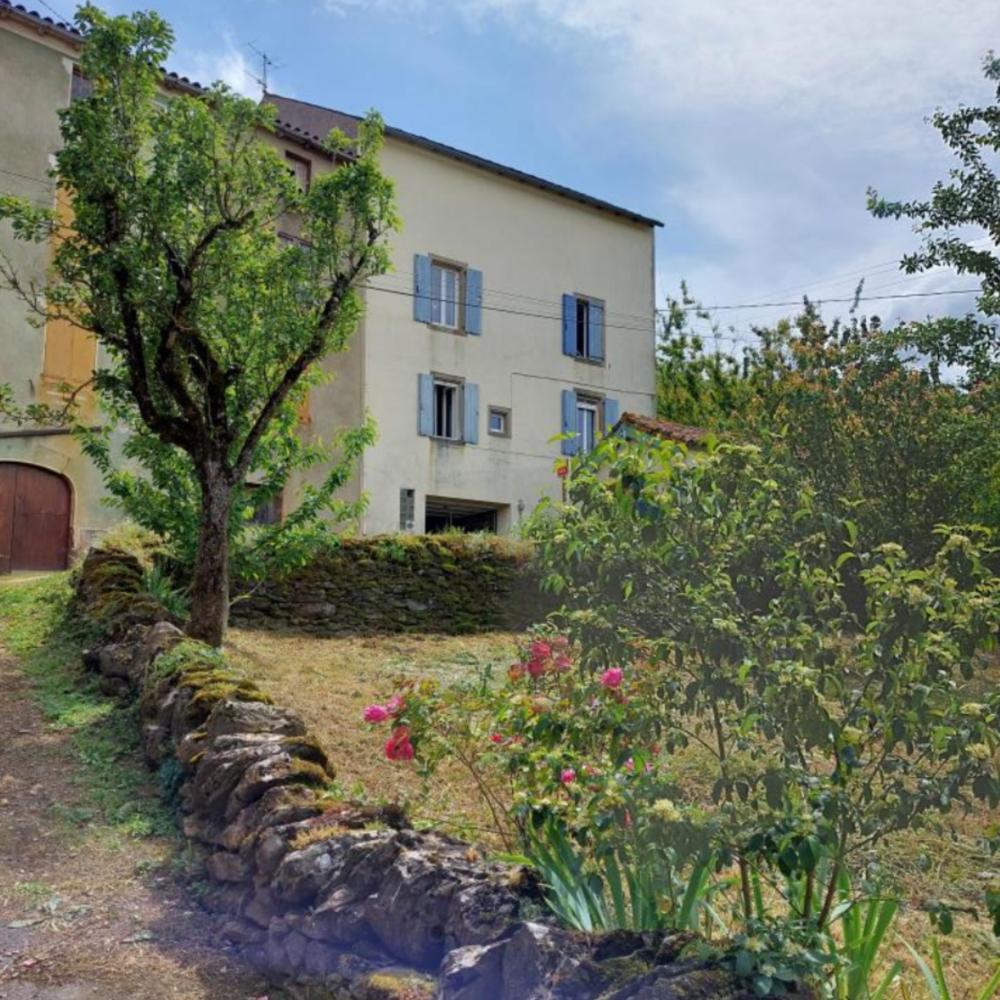 Vente Maison Maison avec jardin Camares