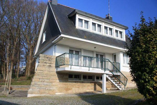 Annonce vente maison larmor plage 56260 110 m 349 for Vente maison en construction