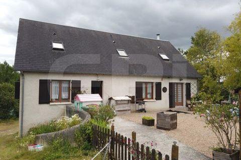 Ref8559 MOUZAY, Maison d'habitation comprenant une cuisine équipée, un salon séjour de 46m², une salle de bain, une chambre et u 199000 Loches (37600)