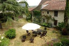Dans charmant village, belle maison rénovée de 425m², comprenant au rez-de-chaussée, séjour, cuisine, salle de douche, salle de 536000 Faye-la-Vineuse (37120)