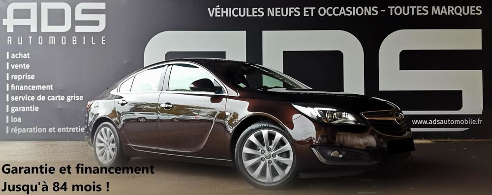 Insignia 1.6 CDTI ECOFLEX START/STOP 136 CH Cosmo Pack 2016 occasion 57980 Diebling