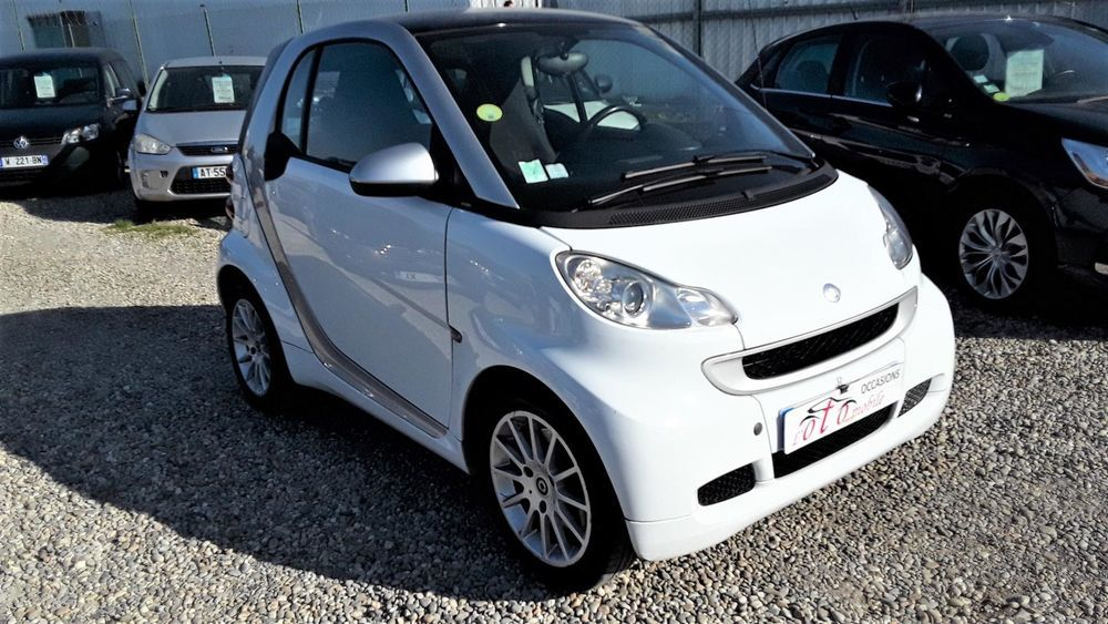 ForTwo 0.8 CDI 54 softouch 2011 occasion 69800 Saint-Priest