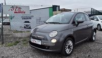 FIAT 500 1.2 8V 69ch Lounge 8790 69800 Saint-Priest