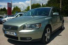 Volvo V50 2.4D 180cv D5 6500 06220 Le Golfe Juan