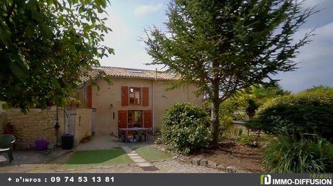 Vente Maison Brioux-sur-Boutonne (79170)