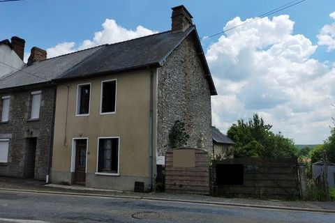 Vente Maison Loupfougères (53700)