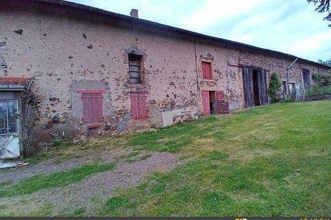 Maison à rénover 159000 Cluny (71250)