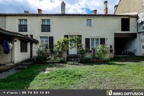 Vente Maison Sauzé-Vaussais (79190)