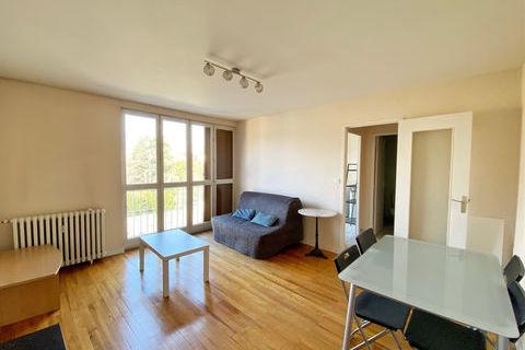 Appartement T2 meublé + garage - Bellevue 468 Saint-Etienne (42100)