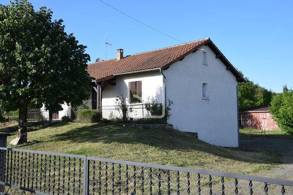 annonce vente maison sorges 24420 100 m 136 500 992738074356. Black Bedroom Furniture Sets. Home Design Ideas
