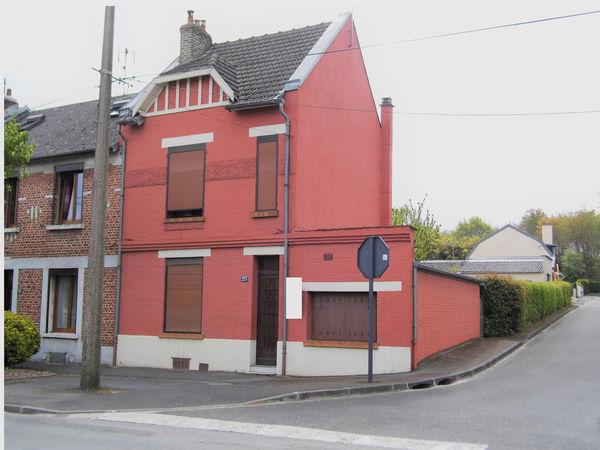 Annonce vente maison saint quentin 02100 101 m 133 for Maison de l emploi saint quentin