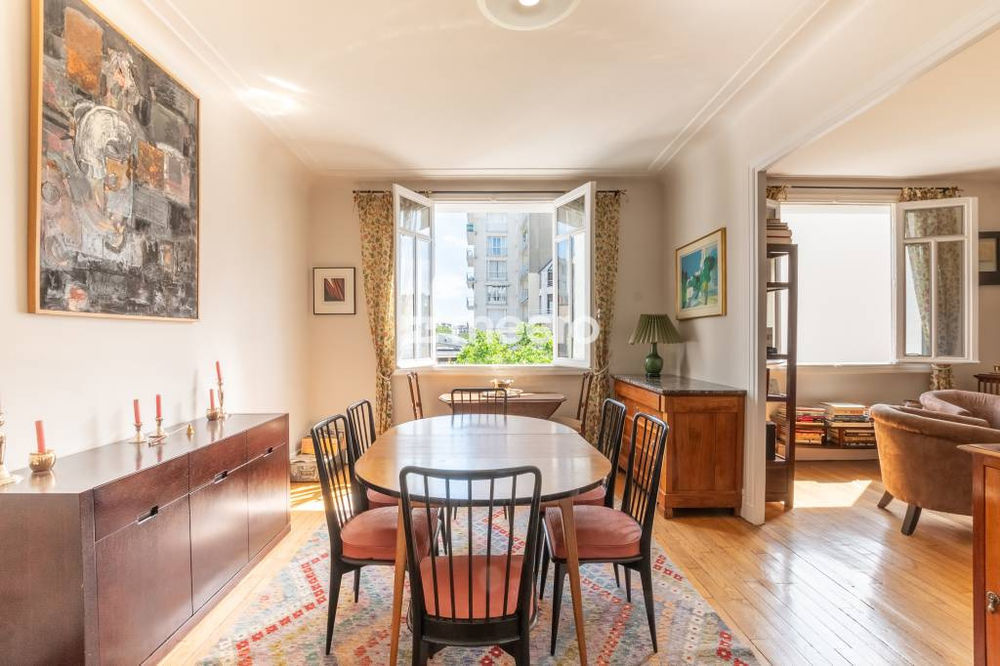 Vente Appartement Boulogne - Porte de St-Cloud - Appartement de 73 m2 Boulogne billancourt