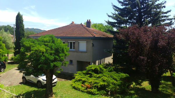 Annonce vente maison la motte de galaure 26240 71 m for Decouvrir maison
