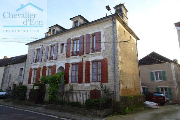 Annonce vente maison tanlay 89430 131 m 95 000 for Taxe fonciere garage prix