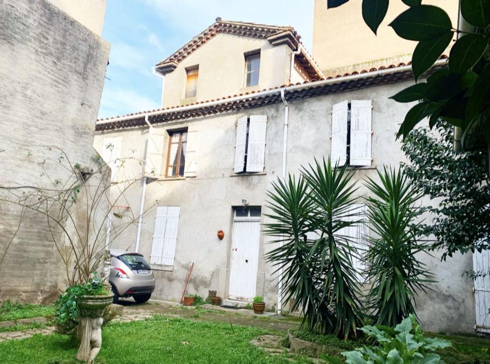 Vente Immeuble CARCASSONNE BASTIDE - INVESTISSEURS - 2 immeubles 300 m2 hab - Garage - Jardin Carcassonne
