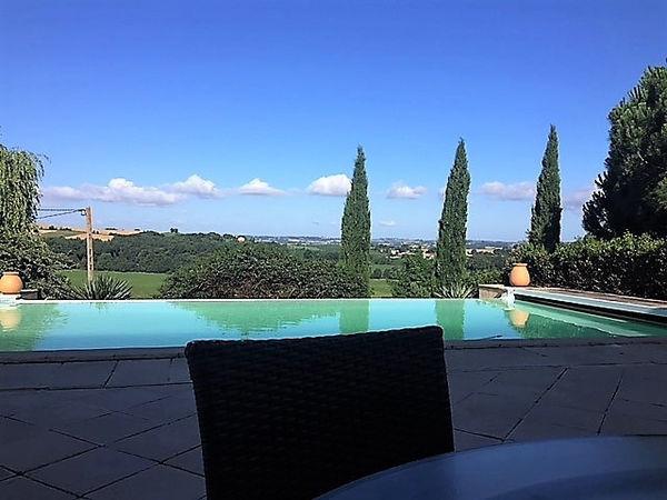 Annonce vente maison agen 47000 450 m 475 000 for Maison avec piscine a debordement