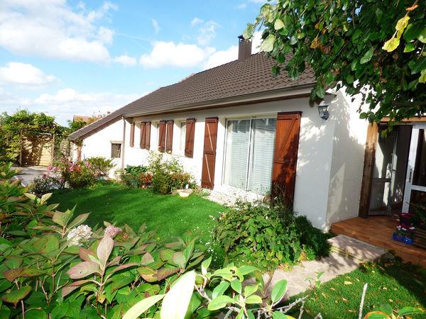 Annonce vente maison villemareuil 77470 100 m 260 - Maison plein pied 100m2 ...
