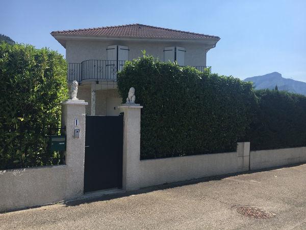 Annonce vente maison la buisse 38500 130 m 430 000 for Terrain la buisse